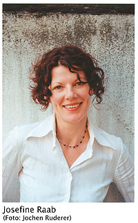 Josefine Raab; Foto Jochen Ruderer