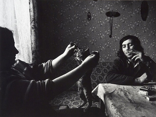 Foto Arnoltice; from the Village Life series, 1985