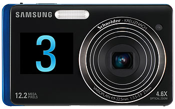 Foto der ST500 von Samsung