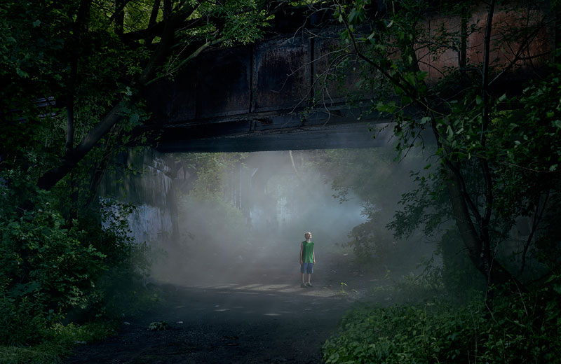 Foto Gregory Crewdson: Untitled (Shane), 'Beneath the Roses', 2006