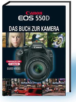 Titel Canon EOS 550D – Das Buch zur Kamera