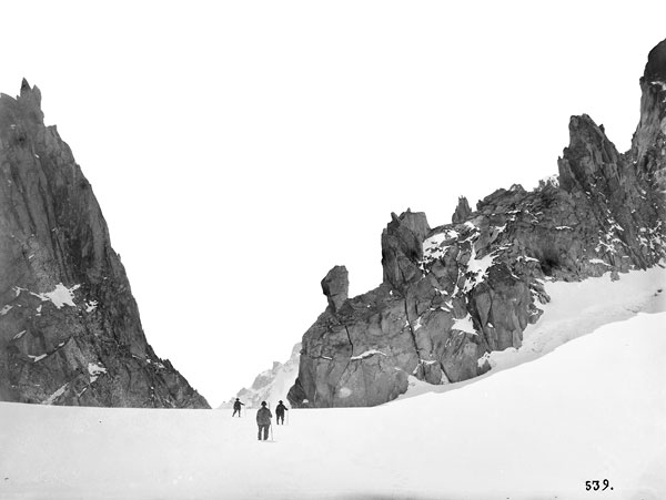 Foto Jules Beck: Fenêtre de Saleina