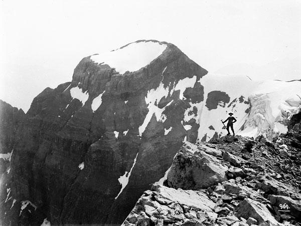 Foto Jules Beck: Vrenelisgärtli, 1886