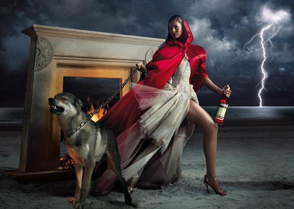Eva Mendes, fotografiert von Marino Parisotto