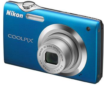 Foto der Coolpix S3000 von Nikon