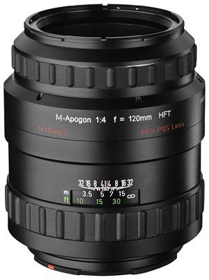 Foto vom 4,0/120mm M-Apogon von DHW Fototechnik