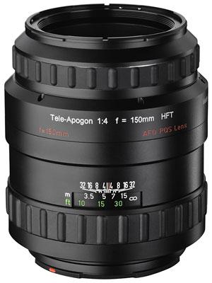 Foto vom 4,0/150mm Tele-Apogon HFT PQS von DHW Fototechnik
