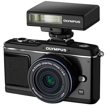 Olympus pen range to get new lenses and black e-p2 kit (four.