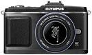 Foto der PEN E-P2 Special Black Edition von Olympus