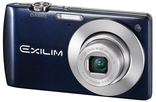 Foto der Exilim Card EX-S200 von Casio