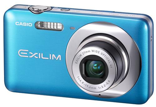 Foto der Exilim Zoom EX-Z800 von Casio