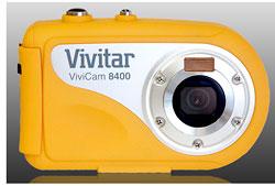 Foto der Premier / Vivitar V8400