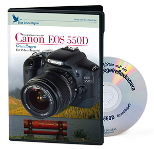 Titelabbildung Canon EOS 550D – Das Video zur Kamera