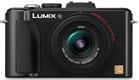 Foto der Lumix LX5 von Panasonic