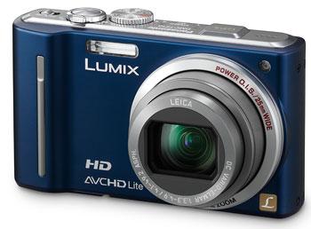 Foto der Lumix DMC-TZ10 von Panasonic