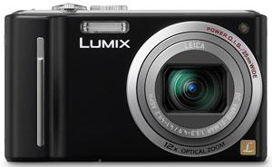 Foto der Lumix TZ8 von Panasonic