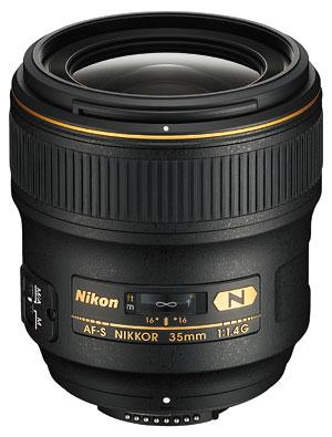Foto vom AF-S Nikkor 1,4/35 mm G von Nikon