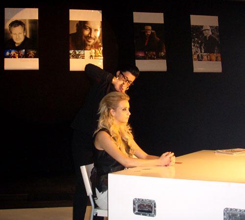 Impressionen von der photokina 2010; Foto Ursula Tausendpfund