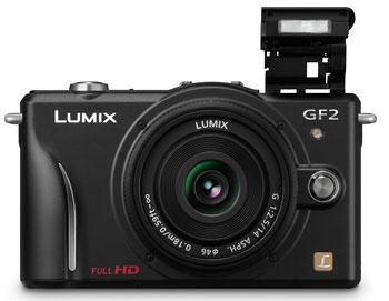 Foto der Lumix GF2