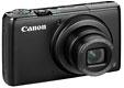 Foto der PowerShot S95 von Canon