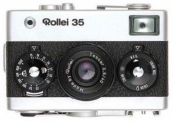 Foto der Rollei35