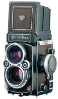 Foto der Rolleiflex 2,8/80mm