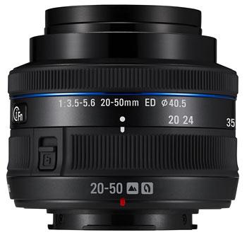 Foto vom 3,5-5,6/20-50mm von Samsung