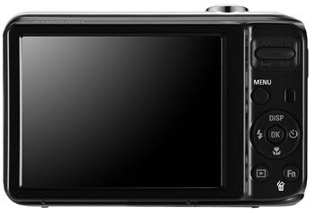 Foto der Rückseite der ES30 von Samsung