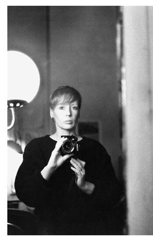 Selbstportrait von Sibylle Bergemann