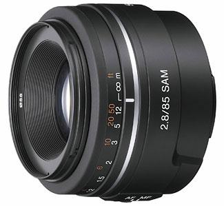 Foto vom 2,8/85 mm SAM von Sony