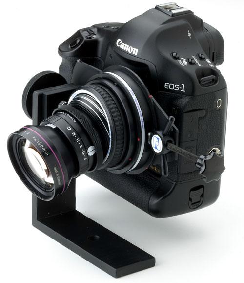 Foto vom Panorama-Shift-Adapter und Multi-Focus-System von Zörk
