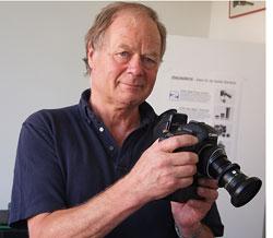 Portraitfoto Herwig W. Zörkendörfer