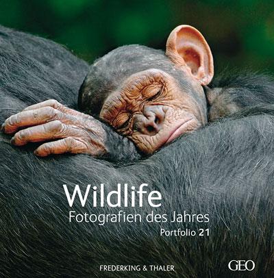 Wildlife-Fotografien des Jahres. Portfolio 21