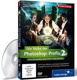 Packung Die Tricks der Photoshop-Profis – Volume 2