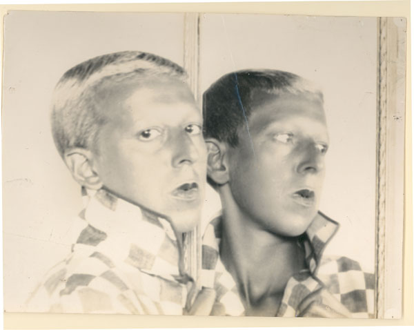 Foto Claude Cahun, Selfportrait (reflected in mirror), ca. 1928