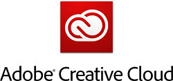 Logo der Creative Cloud von Adobe