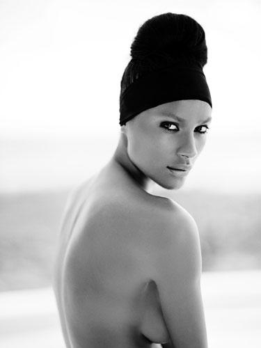 Foto Russel James: Emanuela, Necker Island, 2010
