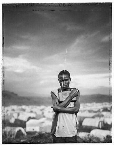 Foto Jim Goldberg: Democratic Republic of Congo, 2008