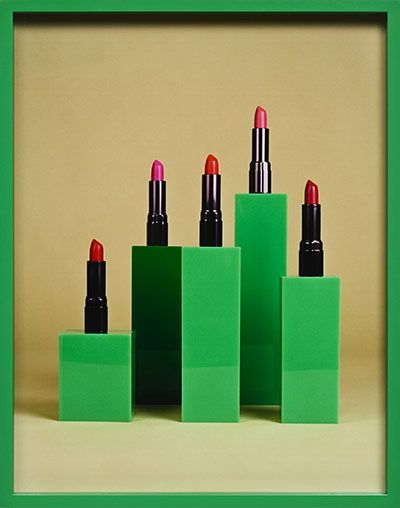 Foto Elad Lassry: Lipstick, 2009
