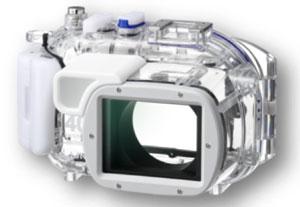 Foto vom DMW-MCTZ20E Unterwassergehäuse