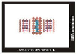 Grafik AF-Sensoren-Anordnung