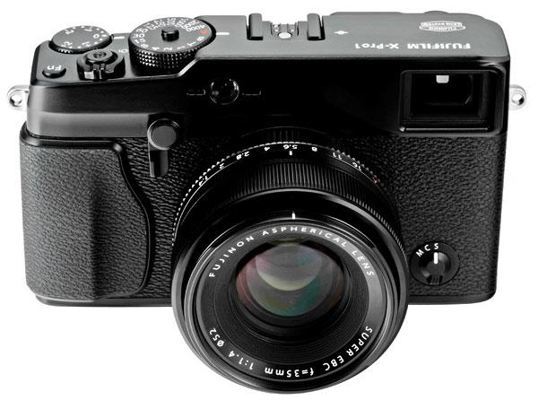 Foto der X-Pro1 von Fujifilm