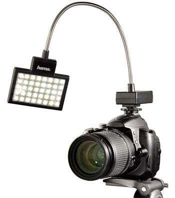 Foto der LED-Flächenleuchte von Hama