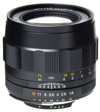 Foto vom SL II Heliar Classic 1,8/75 mm