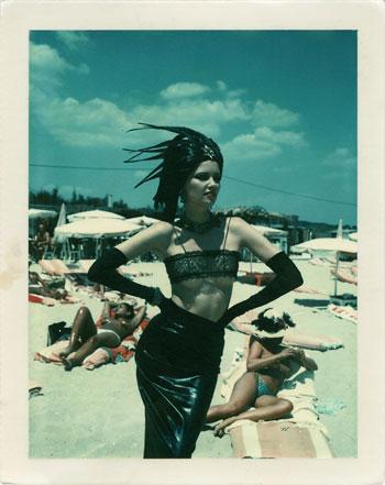 Foto Helmut Newton: Stern, St. Tropez 1978