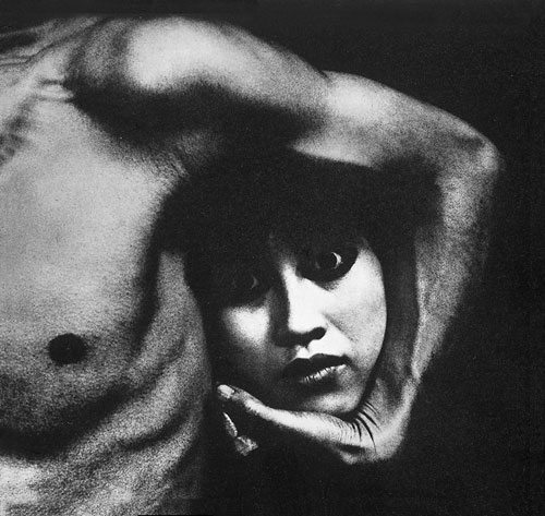"Foto Eikoh Hosoe, aus der Serie ""Man and Woman"", #20, 1960"