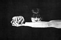"Foto Eikoh Hosoe, aus der Serie ""Man and Woman"", #31, 1960"