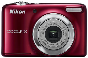 Foto der Coolpix L25 von Nikon