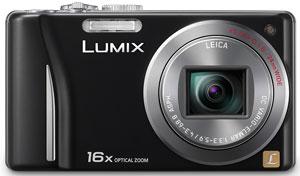 Foto der Lumix DMC-TZ18 von Panasonic