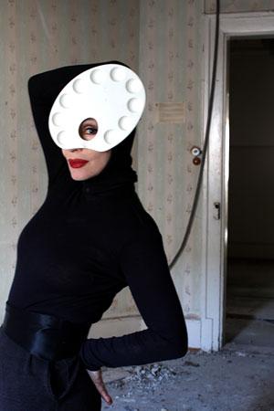 Foto Manon, aus der Serie Hotel Dolores, 2009 / 2010